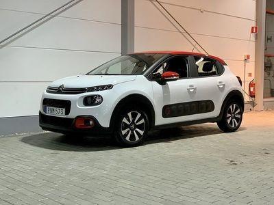 begagnad Citroën C3 Feel 82 hk PureTech 1,2