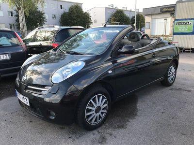 begagnad Nissan Micra 2D 1,6 C+C