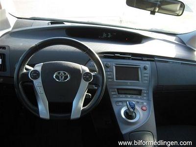 begagnad Toyota Prius 1.8 Hybrid Svensksåld 1ägare Navi Leasbar Aut