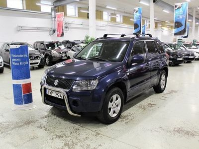 used Suzuki Grand Vitara 1.9 Di 4WD Ny Serv Drag 1 -07