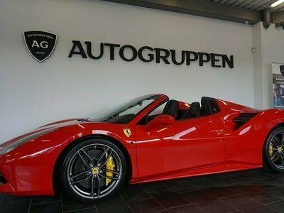 begagnad Ferrari 488 GTS Kolfiber Paket Skalstolar Sv-Såld 2016, Personbil Pris 2 349 000 kr