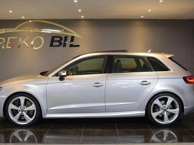 begagnad Audi RS3 2.5 TFSI Q Panorama Eu6 367hk