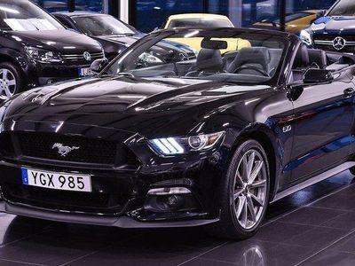 begagnad Ford Mustang GT Convertible 5.0 V8 SelectShif