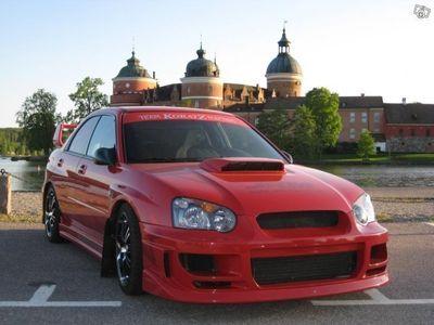 begagnad Subaru Impreza WRX Sti Petter Solberg Edition -04