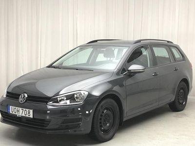 begagnad VW Golf VII 1.4 TSI Multifuel Sportscombi