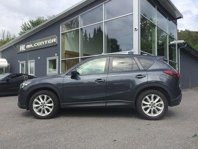 begagnad Mazda CX-5 2.2DE 175Hk AWD/Auto/Euro6*1År.Gar -14