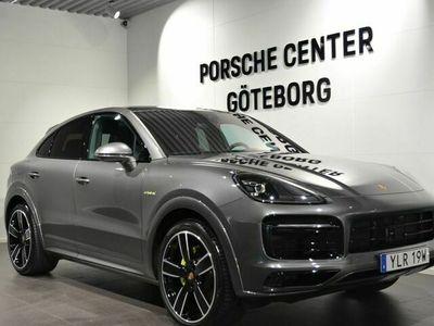 begagnad Porsche Cayenne E - Hybrid Coupé
