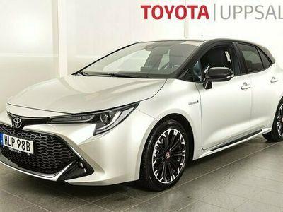 begagnad Toyota Corolla Verso Corolla 1.8 Elhybrid GR-Sport Bi Tone SPI 2021, Kombi Pris 249 900 kr