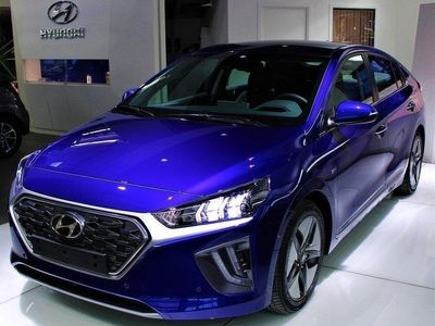 begagnad Hyundai Ioniq Hybrid 1.6 DCT Euro 6 141hk Vår