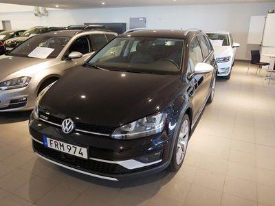 begagnad VW Golf Sportscombi 184 hk Diesel