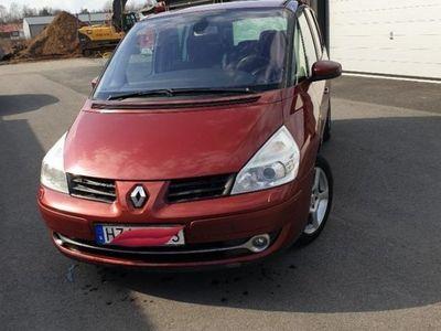 begagnad Renault Grand Espace 2.0 Privilege