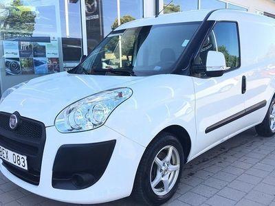 brugt Fiat Doblò Cargo LÅGA MIL 2013, Transportbil 58 000 kr