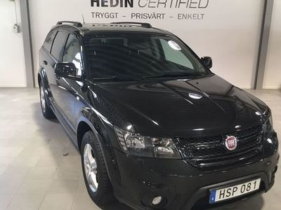 used Fiat Freemont BLACK CODE 2.0d 170HP AUTOMAT AWD 7-SITS