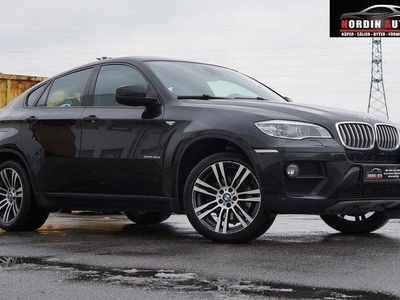 begagnad BMW X6 xDrive 40d Steptronic M-Sport (306hk)