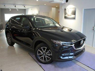 begagnad Mazda CX-5 Optimum 2,5 194hk Aut AWD - DEMO