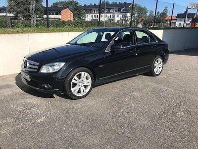 begagnad Mercedes C200 CDI BlueEFFICIENCY 136hk Drag/V-hjul