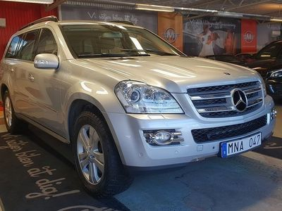 begagnad Mercedes 420 GL BenzCDI 4MATIC 7G-Tronic 7-sits 2008, Kombi 179 900 kr