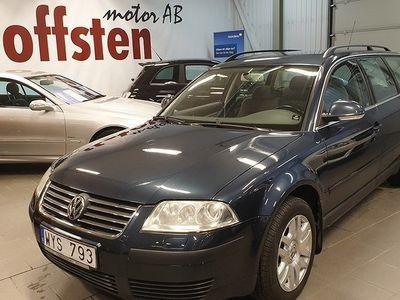 begagnad VW Passat Variant 1.8 T 150hk -05