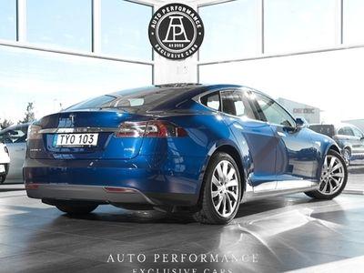 begagnad Tesla Model S 85D Från mån 2015, Sedan 995 000 kr