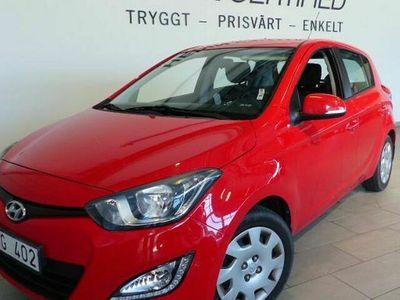 begagnad Hyundai i20 1.2 / 85Hk ( OBS 2083 Mil ) / 1 Ägare
