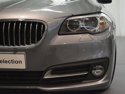 begagnad BMW 520 d xDrive Sedan Sportpaket Dragkrok