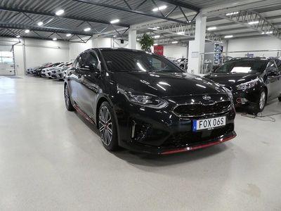begagnad Kia pro_cee'd GT 1.6 T-GDI DCT Euro 6 204hk