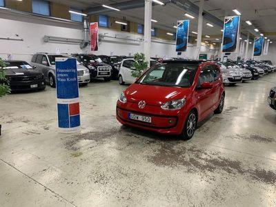 begagnad VW up! High1.0 Drive Navi Taklucka