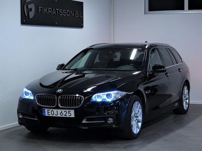 begagnad BMW 530 D xDrive Dragkrok Värmare SoV hjul, 20 tum