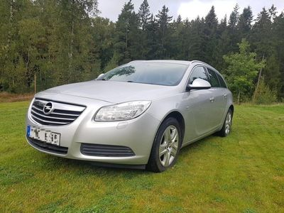 begagnad Opel Insignia 1.6T 180hk.