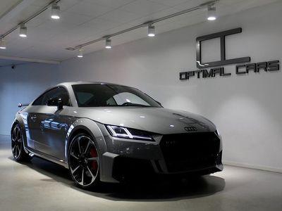 begagnad Audi TT RS Coupé 400HK Facelift Nardo