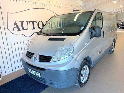 begagnad Renault Trafic 2,0dCi
