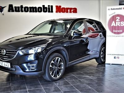 used Mazda CX-5 2.2D 175hk AWD Auto Optimum Eu6 Navi