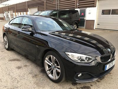 begagnad BMW 420 Gran Coupé d 184hk AUT Navi EU6