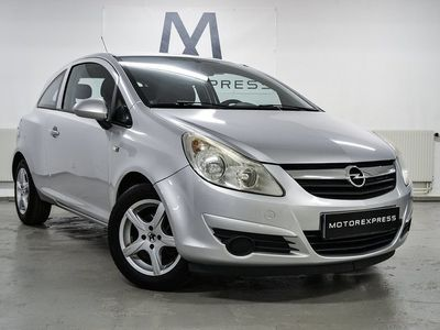 begagnad Opel Corsa 1.2 Twinport 80hk LÅGMILAD