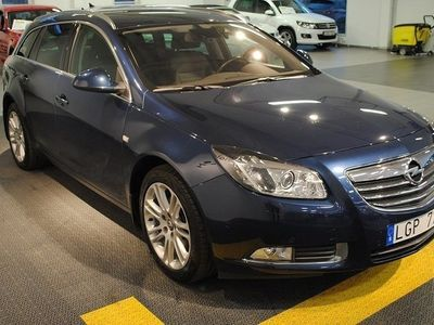 begagnad Opel Insignia Edition ST 2.0CDTI 160hk 4X4 AT6