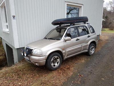 begagnad Suzuki Grand Vitara -04