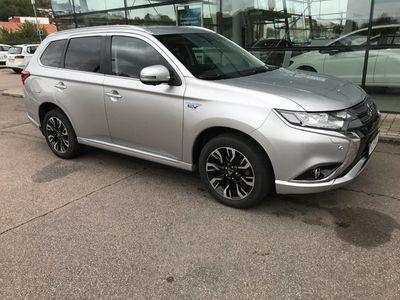 begagnad Mitsubishi Outlander P-HEV PHEV 2.0 PLUG-IN HYBRID 4WD