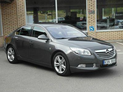 begagnad Opel Insignia OPC-Line Edition 2.0 CDTI (160hk) KAMREM BYTT - DRAGKROK