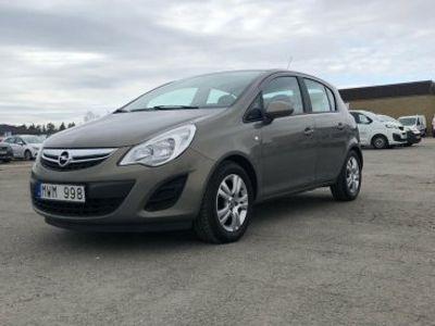 begagnad Opel Corsa 1.2 motor gått 2700mil -12