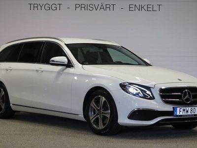 begagnad Mercedes 200 D NAVIGATION/DRAGKROK