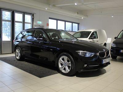 brugt BMW 320 d xDrive X DRIVE Sportline