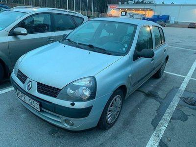 begagnad Renault Clio B
