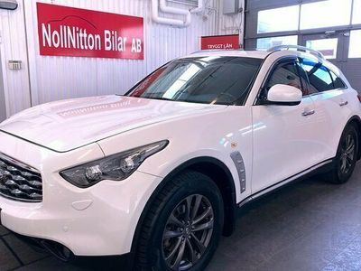 begagnad Infiniti Fx35 AWD 3.5 V6 AWD Automat 2009, SUV Pris 169 900 kr