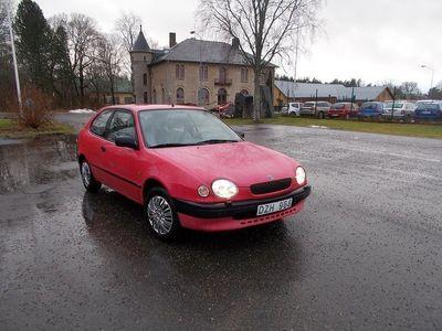 begagnad Toyota Corolla 1.3 86hk En ägare