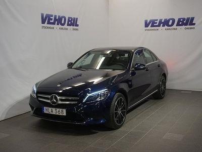 begagnad Mercedes C220 d 4M 2204-MatiAvantgarde Backkamera Aut Drag Nav ILS
