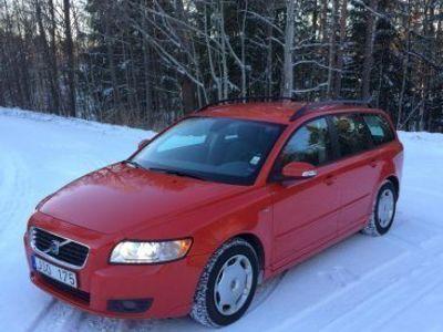 begagnad Volvo V50 1,6 DRIVe Momentum -09