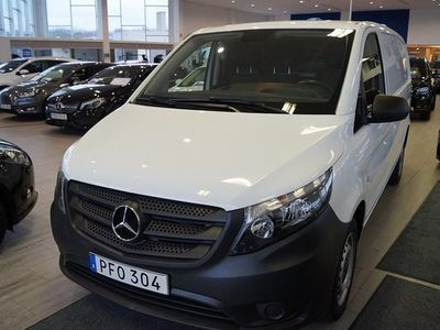 begagnad Mercedes Vito Benz 111 d lång Dragkrok 2017, Transportbil 199 000 kr