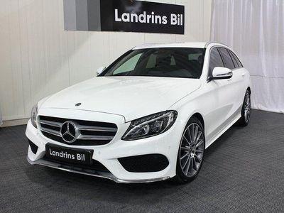 begagnad Mercedes 220 CAMG-Line