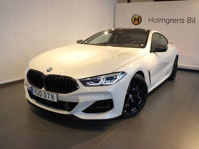 begagnad BMW M850 xDrive Coupé Driving Assistant Professional/ M Carbon/ Night Vision.