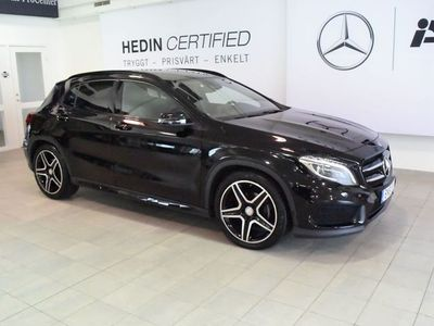 begagnad Mercedes GLA200 d 4-Matic AMG, Nightpackage, ILS